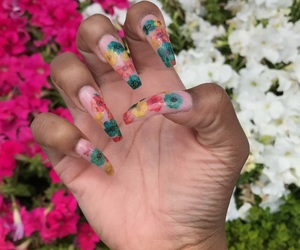 flowers, nails, and grippers image