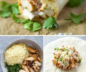 food and wrap image