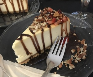 dessert, food, and cheesecake image