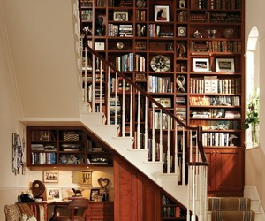books, home, and lovely image