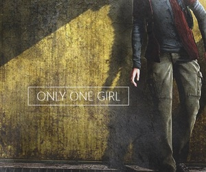 ellie, the last of us, and only one girl image