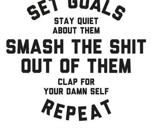 quotes, motivation, and goals image