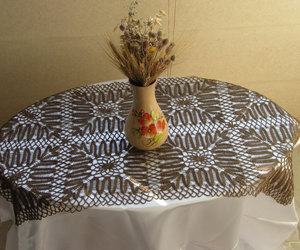 etsy, lace doily, and table decoration image