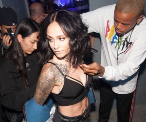 kehlani, tsunami mob, and kahh spence image