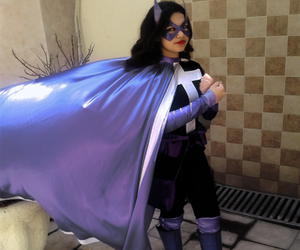cosplay, DC, and huntress image