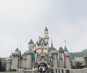 asia, beautiful, and castle image