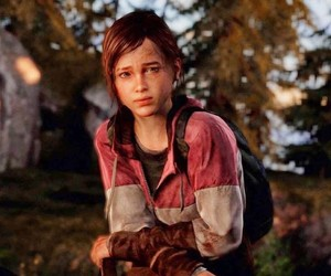ellie, videojuegos, and the last of us image
