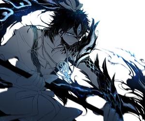 magi, anime, and hakuryuu image