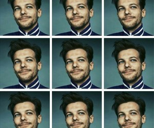 direction, louis, and one image
