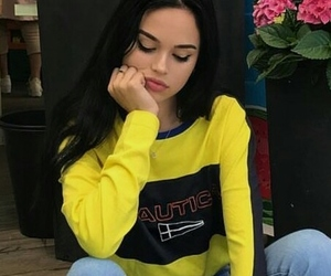 icon, maggie lindemann, and girl image