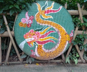 art, dragon, and Vietnam image
