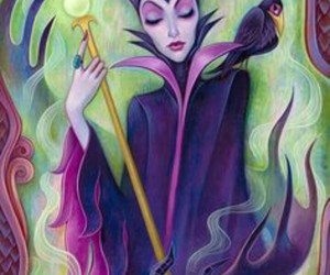 disney and maleficent image
