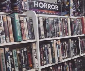 grunge, horror, and movies image
