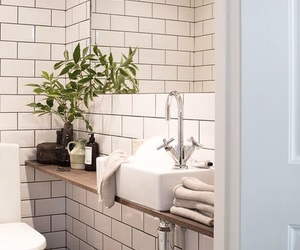bathroom, decoration, and room image
