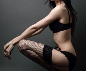 felice fawn, sexy, and model image
