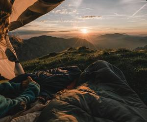 travel, nature, and sunset image