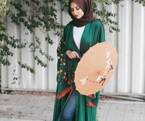 beautiful, summer collection, and abaya image
