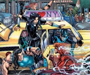 artwork, comics, and d.c. comics image