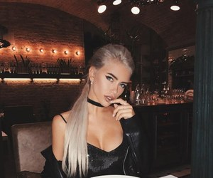 beauty, food, and hair image