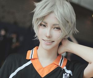cosplay and haikyuu image