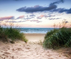 abandoned, calm, and dune image