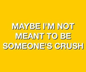 yellow, aesthetic, and crush image
