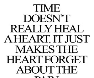 heart, pain, and quotes image