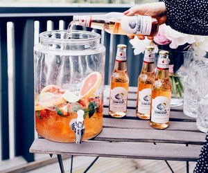 beer, drink, and fashion image