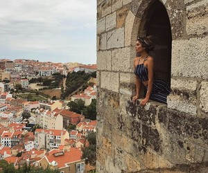belle lucia, fashion, and portugal image