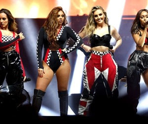 little mix and glory days tour image