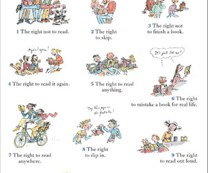 reader, rights, and quentin blake image