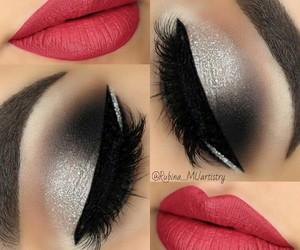 beautiful, bright, and eyeshadow image