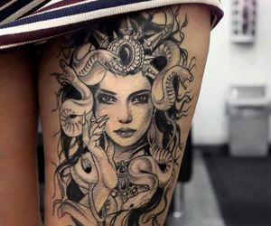 medusa tattoo image