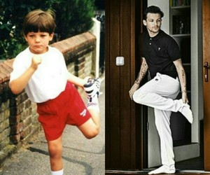 fetus, 1d, and louis tomlinson image