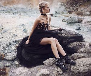 fashion, fashion blogger, and iceland image