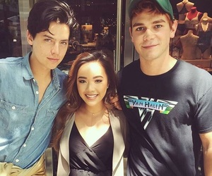actors, fan, and cole sprouse image