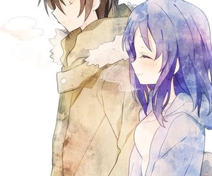couple, anime, and nagi no asukara image