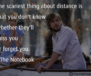 distance, forget, and remember image