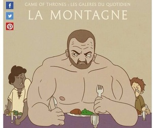 got, the mountain, and la montagne image