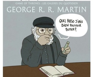 got and george r. r. martin image