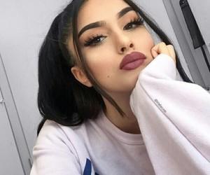 aesthetic, fashion, and lips image