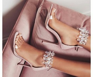 glamour, shoes, and luxury image