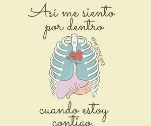 love, body, and frases image