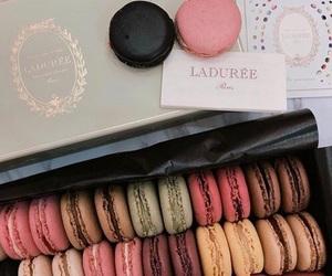 laduree, delicious, and food image