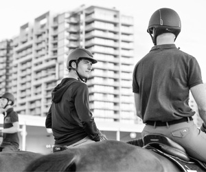 competition, equestrian, and horses image