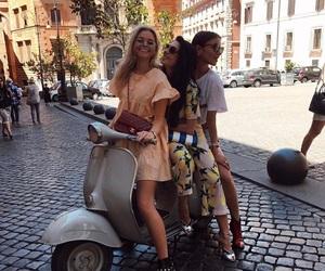 fashion, girls, and italy image