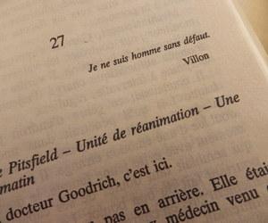 book, francais, and fr image