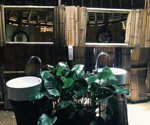 bathroom, design, and exotic image