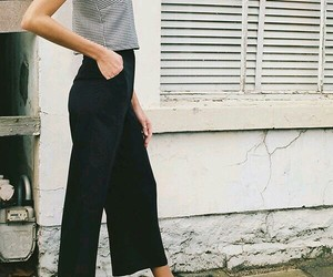 clothes, culotte, and fashion image
