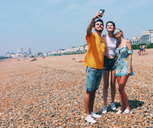 internet, youtube, and zoella image